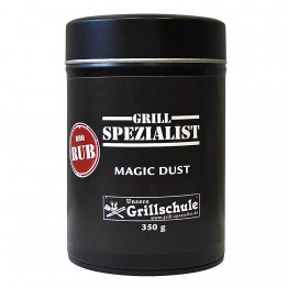 "Grill-Spezialist Würze: ""Magic Dust"""