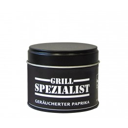 "Grill-Spezialist Würze ""geräucherter Paprika"""