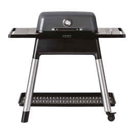 Gasgrill Everdure FORCE, graphite