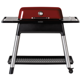 Gasgrill Everdure FURNACE, red