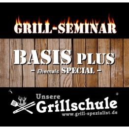 Grill-Seminar BASIS-PLUS - Freitag, 05.11.2021