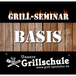 Grill-Seminar Basis - Samstag, 13.11.2021